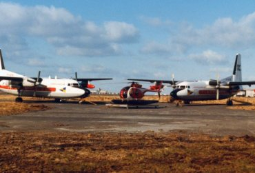15 TF-SYN Fokker F-27-200 Friendship