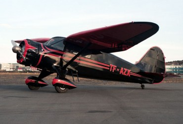 21 TF-AZX (2) Stinson SR-7B Reliant