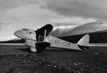 31 TF-ISM de Havilland D.H.89A Dragon Rapide
